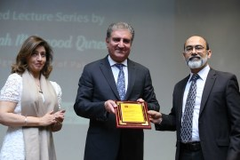 Economic Diplomacy At IBA Lecture