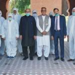 UAF Hands Over 40 Medical Kits To The University Medical Center Staff