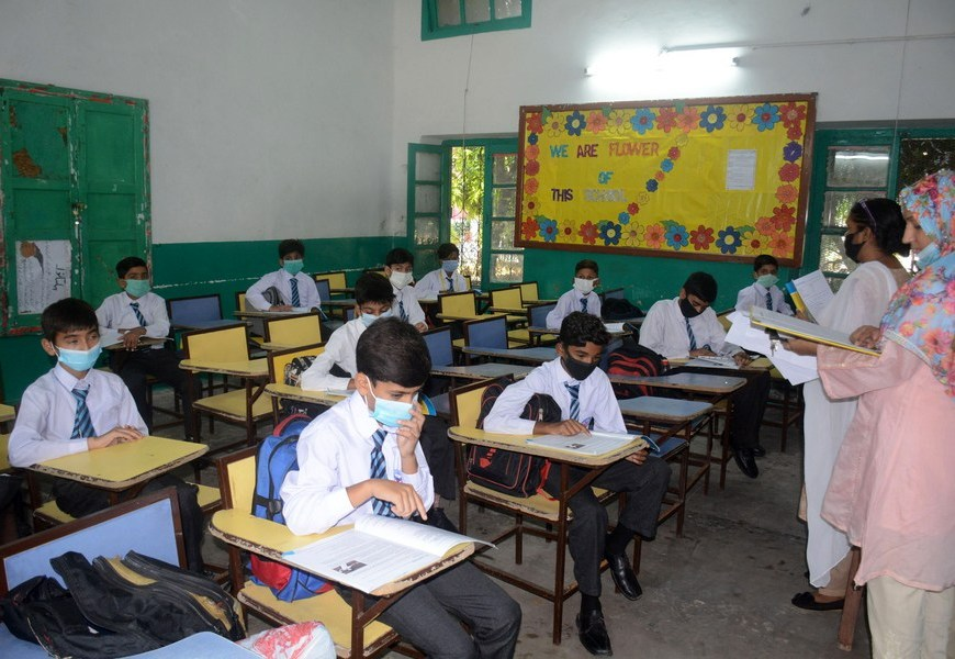 Punjab upgrades public schools in Christian localities