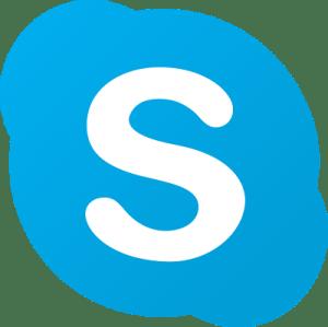 Icono skype
