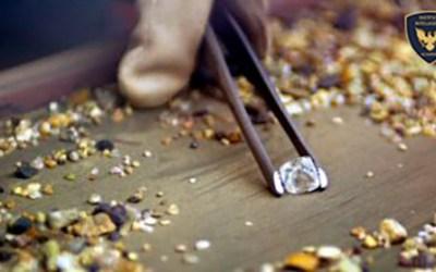 Recursos e Prospecção de Diamantes