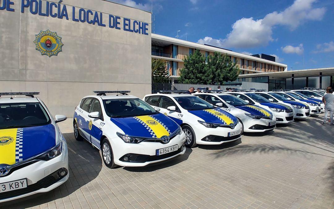 33 Plazas de Agente Policía Local y 17 Auxiliar Administrativo Estabilización. Oferta Empleo Publico 2018 Ayuntamiento Elche