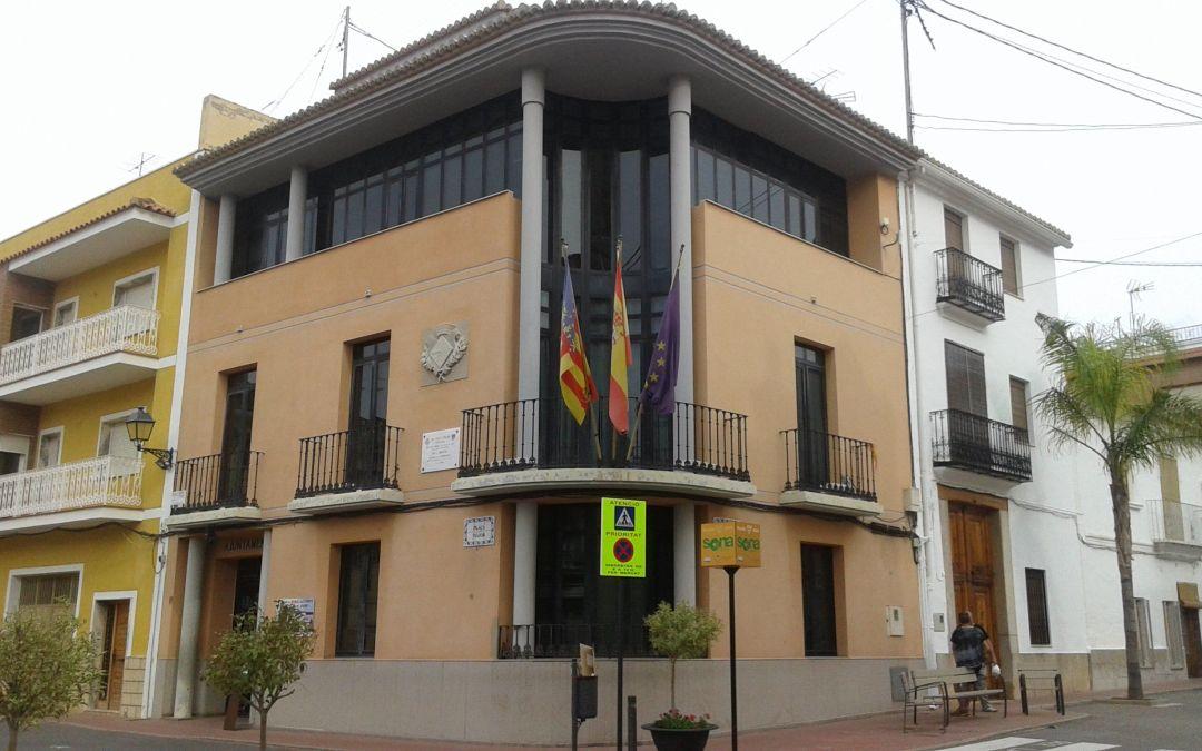 Ayuntamiento de Olocau – OEP 2019. Una plaza de Policía Local.