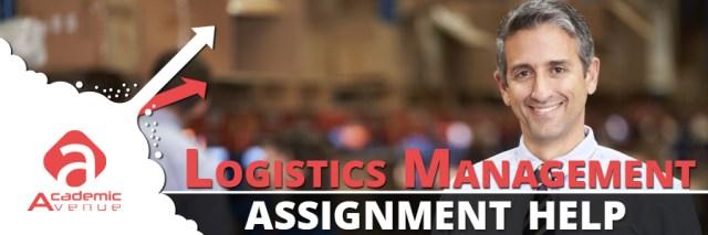 Logistics Management Assignment Help US UK Canada Australia New Zealand