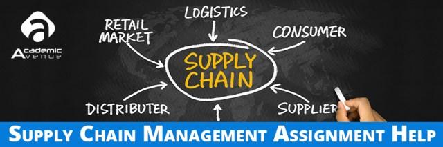 Supply Chain Management Assignment Help US UK Canada Australia New Zealand