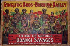Ubangi Savages