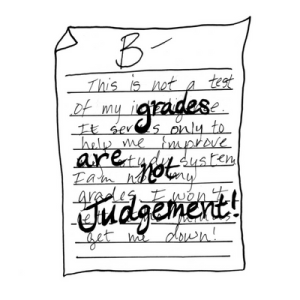 grades are not judgement