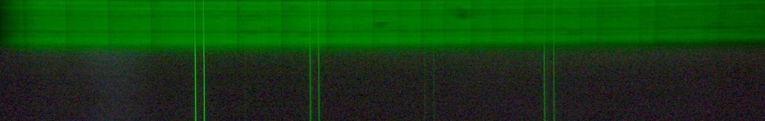 Line Emission Spectrum Iodine
