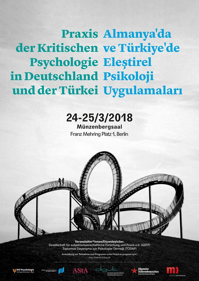 Praxis of Critical Psychology in Germany and Turkey