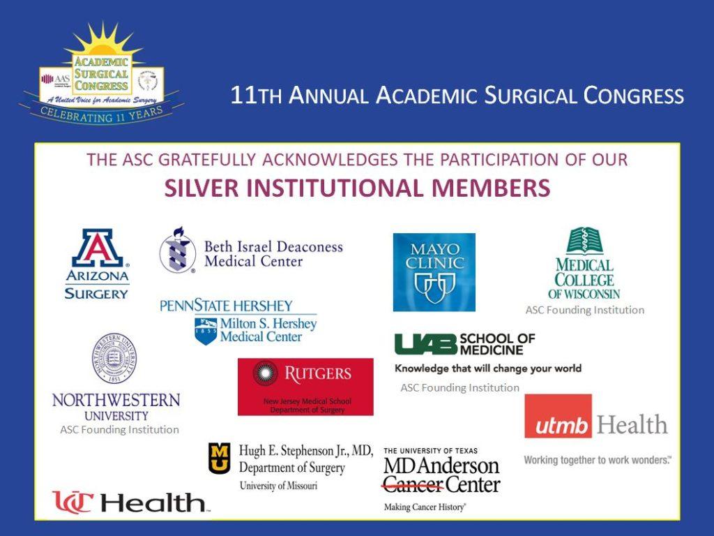 ASC16 Silver Sponsors