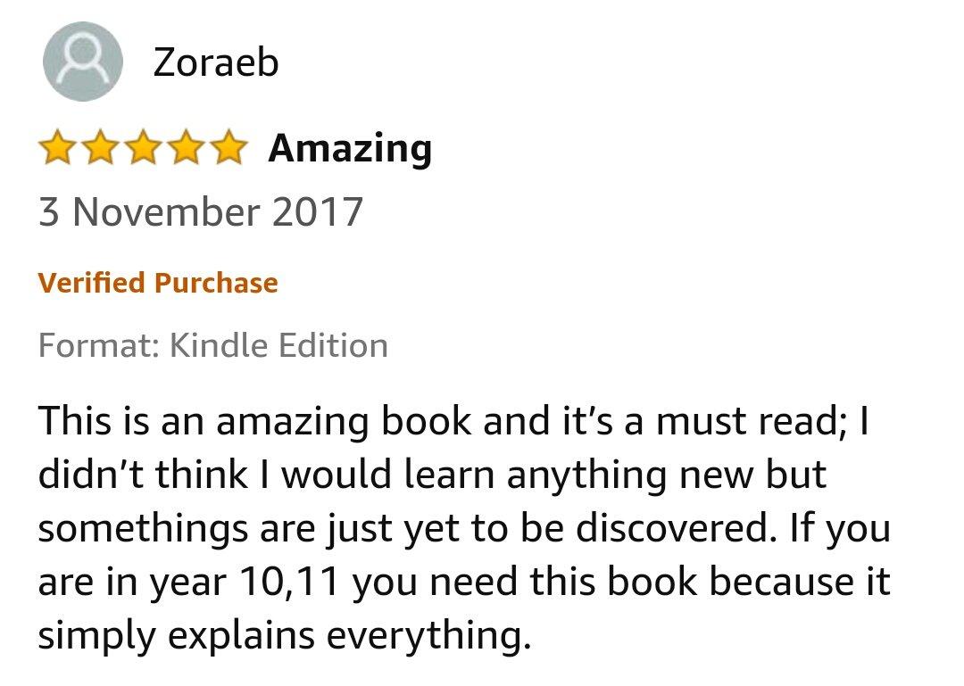 GCSE Reviews 29