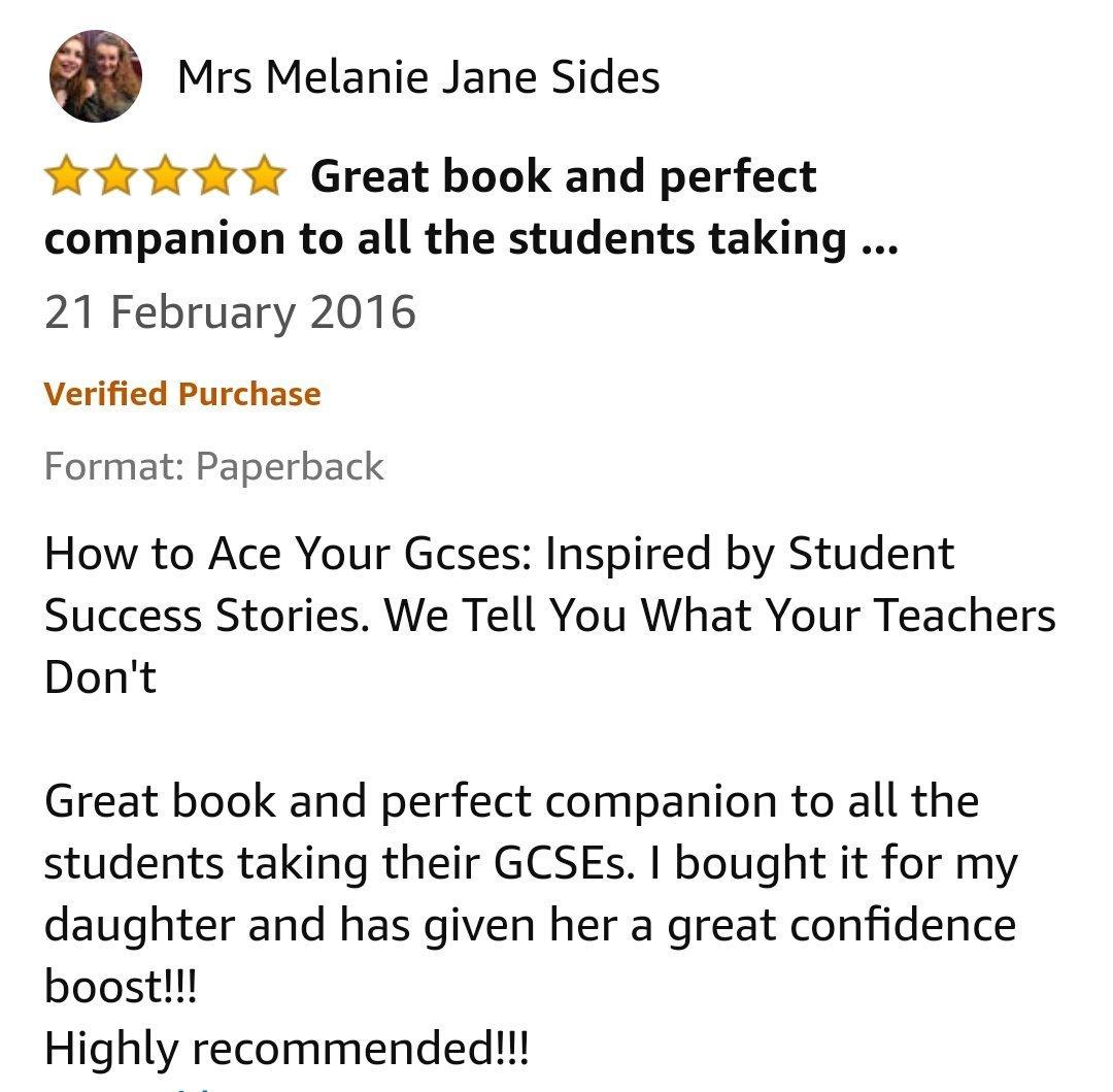 GCSE Reviews 44