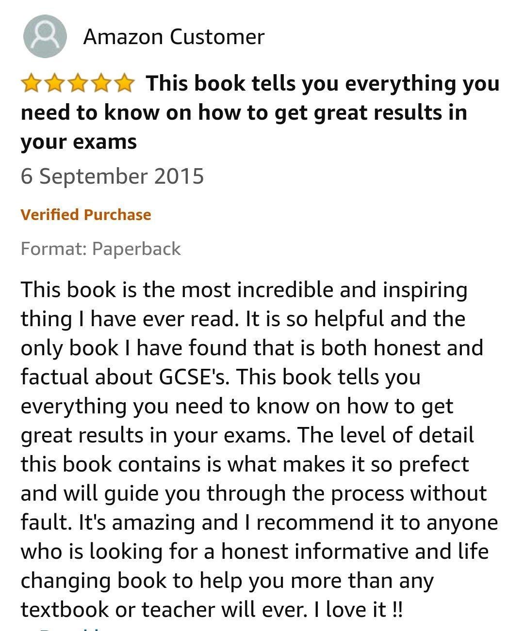 GCSE Reviews 75