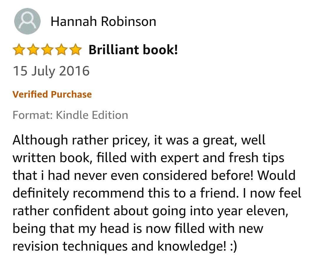 GCSE Reviews 8