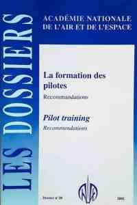 Dossier n°20 - La formation des pilotes