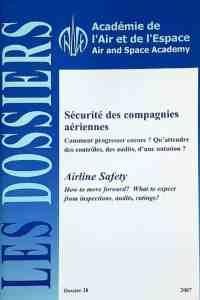 Dossier n° 28 - Sécurité des compagnies aériennes