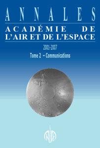 Annales 2001-2007 (Tome 2) - Communications