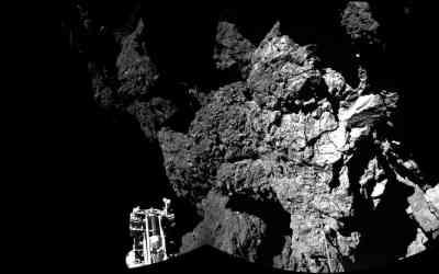 Rosetta: Exploring Comet 67P/C-G on its journey around the sun