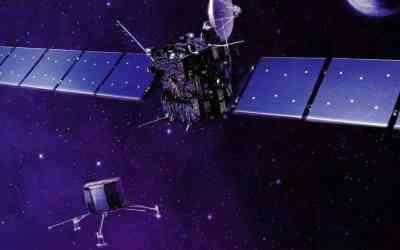Les programmes Rosetta et Philae
