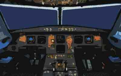 Etude : Automatisation des avions de transport à l'horizon 2050