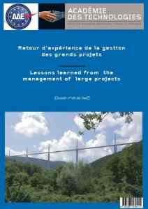 Dossier 48 : Retour d'expérience de la gestion des grands projets