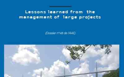 Dossier 48: Lessons learned from the management of large projects