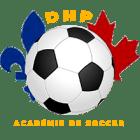 Montréal Académie de Soccer DHP académie de soccer dhp montreal inscription Été Académie De Soccer DHP Montreal Inscription Été LOGO ACADEMIE DE SOCCER DHP 1
