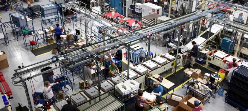 L'industrie manufacturière en France