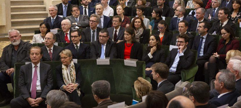 Palmarès 2018 de l'Académie des sciences morales et politiques