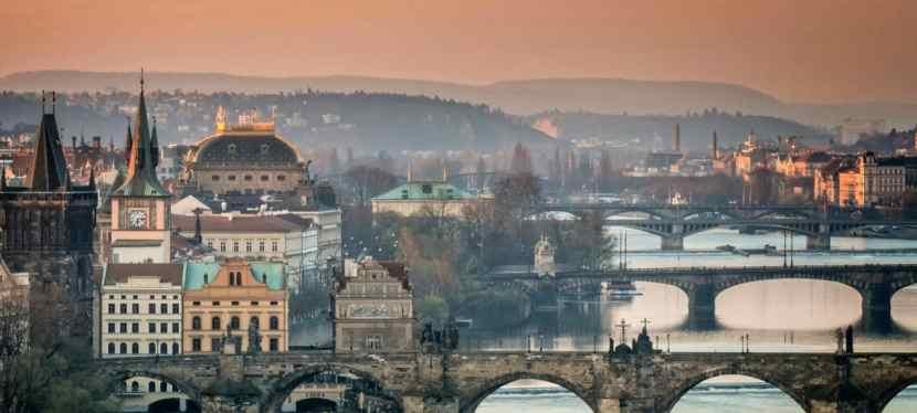 La vison européenne des pays d'Europe centrale