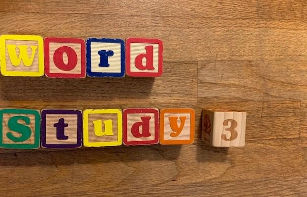 Word Study Grade 3 course image