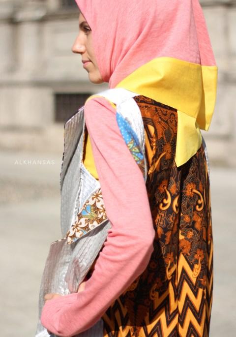Desain Koleksi Batik Modern Kontemporer by ALKHANSAS 6