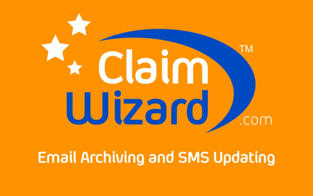 Email Archiving and SMS Updating