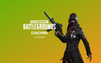Live Coaching (1 Player) Pubg para eSports by SwaTISer