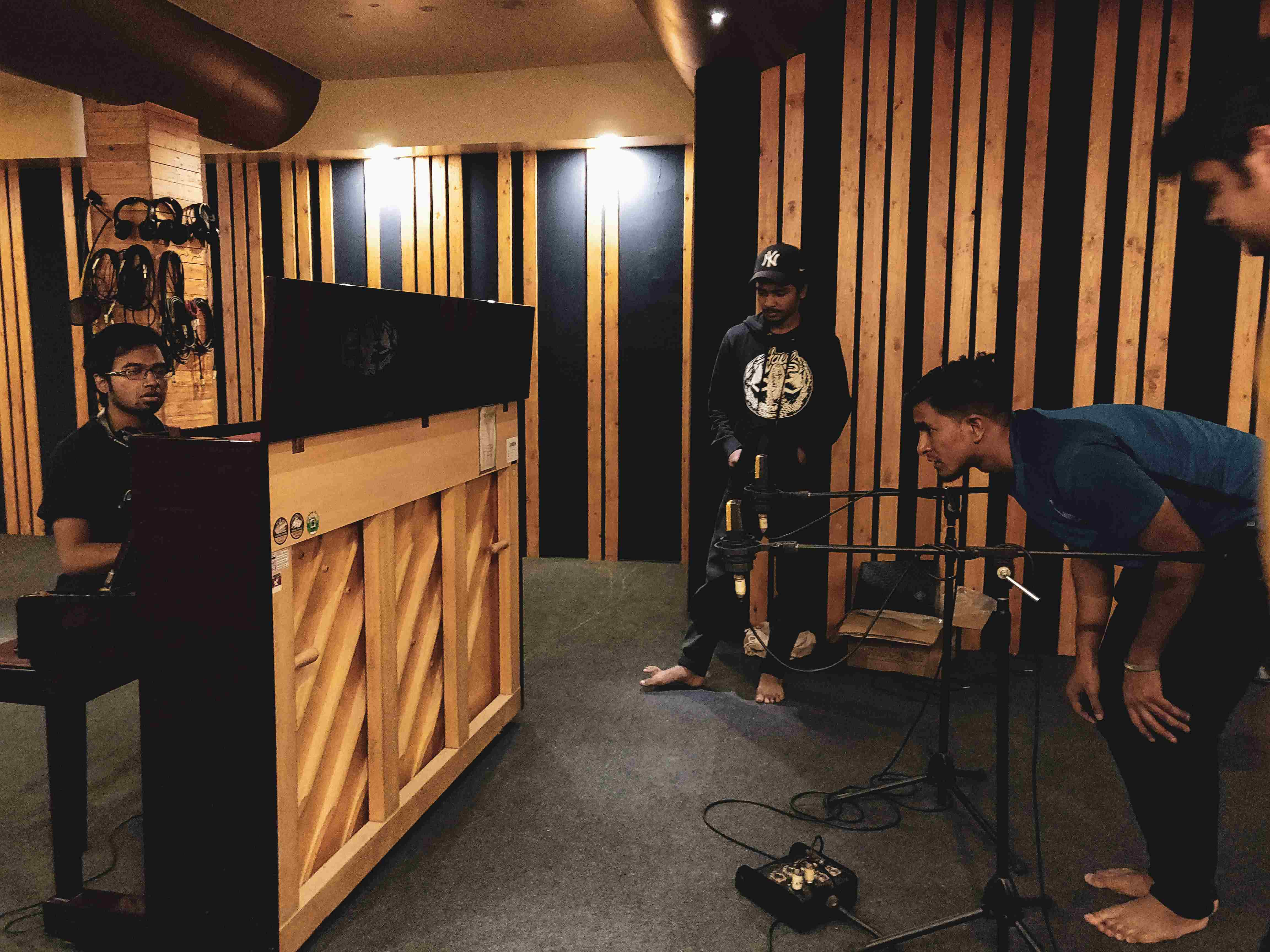 Recording Techniques