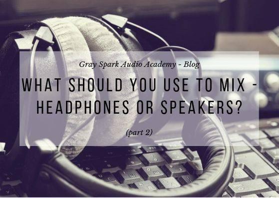 Headphone mixes