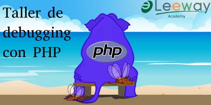 Entrada Taller de Debugging con PHP