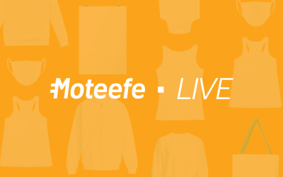 Moteefe Live: How to scale 10 POD sales to 100