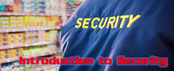 Introduction to Security, 2nd edition course image