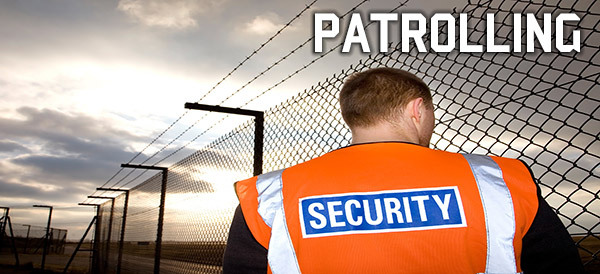 Patrolling course image