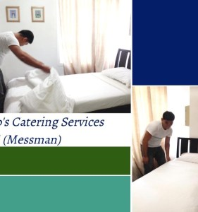 Ship's Catering Services NCI (Messman)