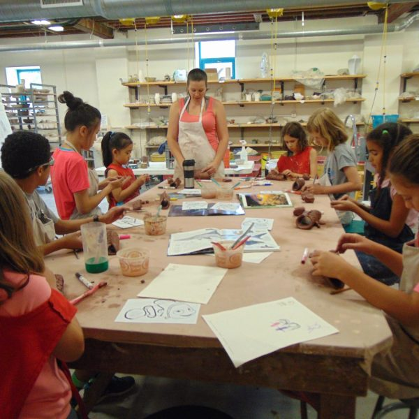 Family Saturday Clay Day: May Flower Bowls