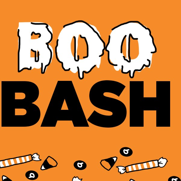 Spooky Saturday Boo Bash
