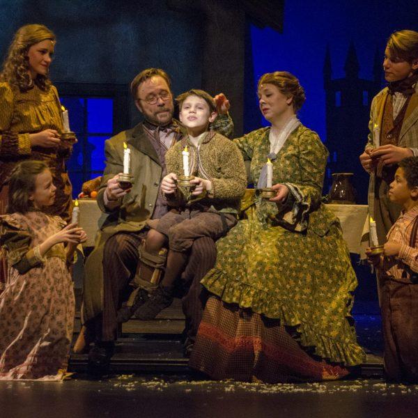 Nebraska Theatre Caravan's A Christmas Carol
