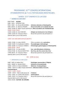 1-Congres IHS-2019 programme TR -