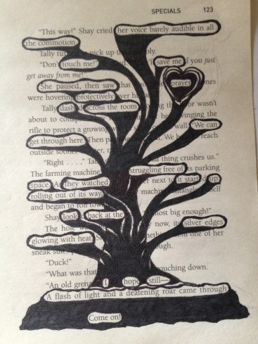 blackoutpoemtree