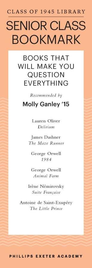 Molly Ganley '15