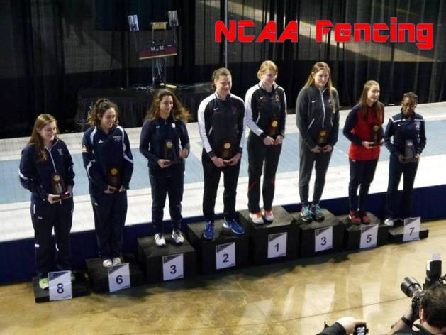 NCAA Fencing Guide - BEST Resource for High Schoolers in Fencing