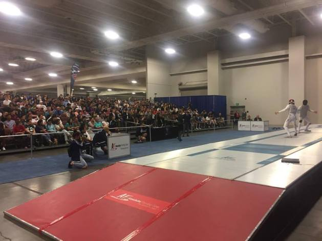 5 Ways to Save Memories and Savor Fencing Summer Nationals