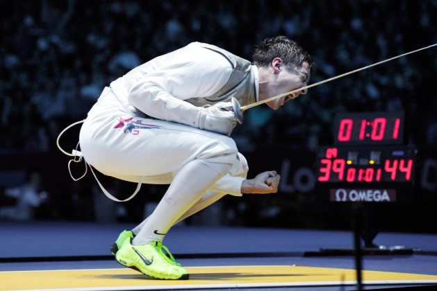 Yelling and screaming in fencing: why you should yell and scream
